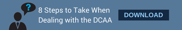 8 Steps to Take When Dealing with the DCAA (1)